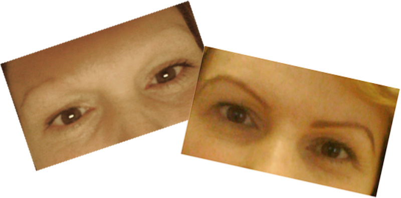 Permanent make up - eye brows 4