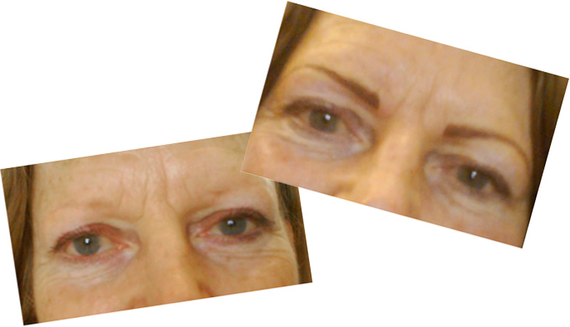 Permanent make up - eye brows 6