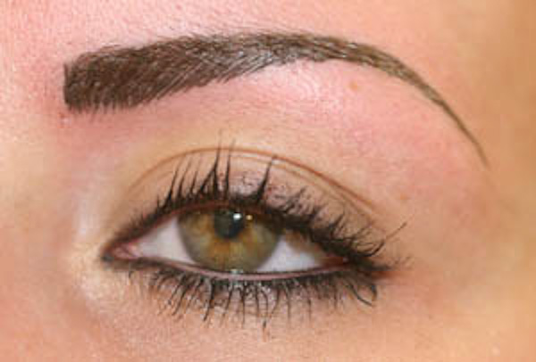 Permanent make up - eye brows 2