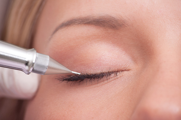 permanent eye liner at Total Image Salon in Nottingham