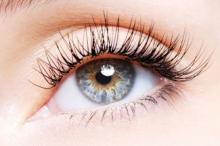 semi permanent lashes at total image salon in nottingham