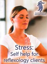 Stress: Self help for reflexology clients